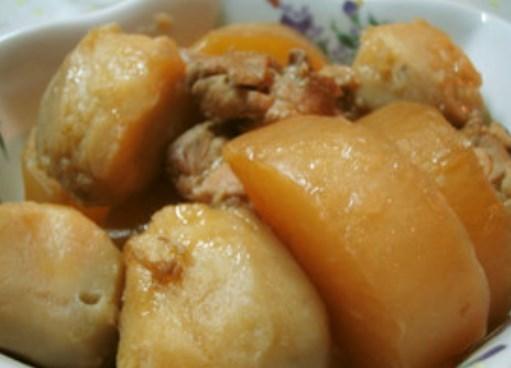 ♪里芋♡大根♡鶏肉のあったか煮物♪