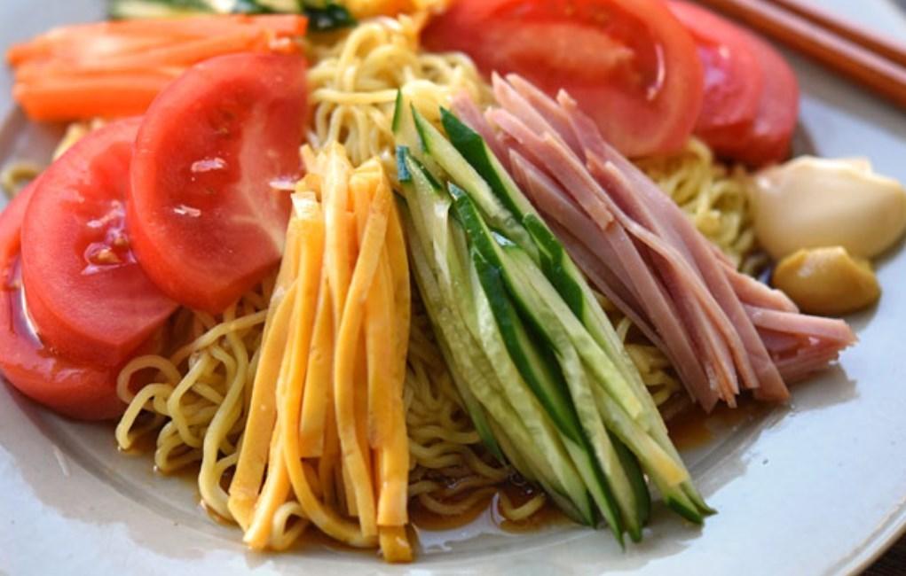冷やし中華の作り方/レシピ