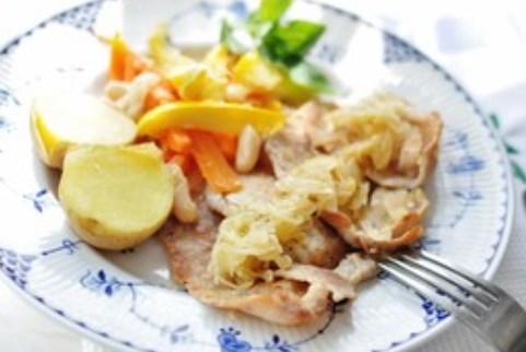 15分でドイツ料理
