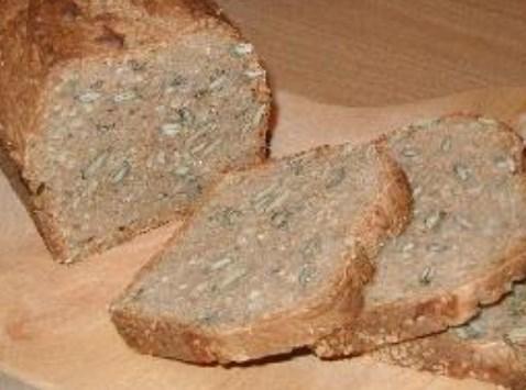 ヘルシ-ドイツパン