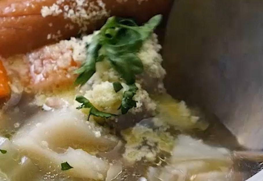 【365日のパンとスープ】11品目の栄養満点スープ