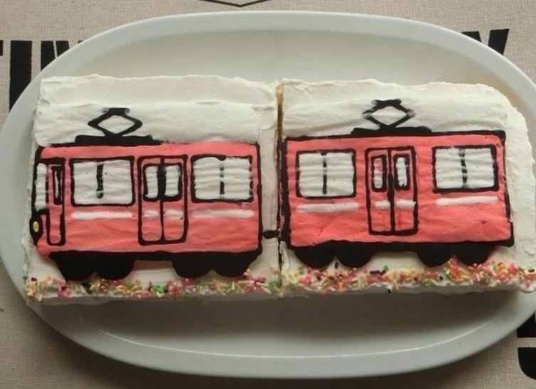 絵が下手でも大丈夫~簡単デコケーキ作り♪