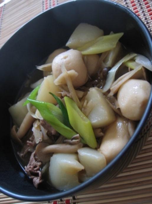 ☆★秋はコレ!山形の郷土料理『芋煮』★☆