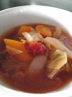 デトックススープ♪