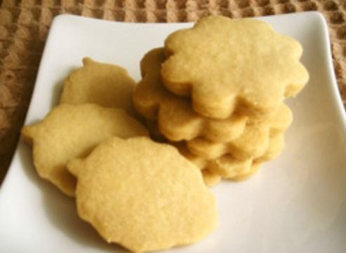 簡単やみつきクッキー♪卵なしでサクサク☆