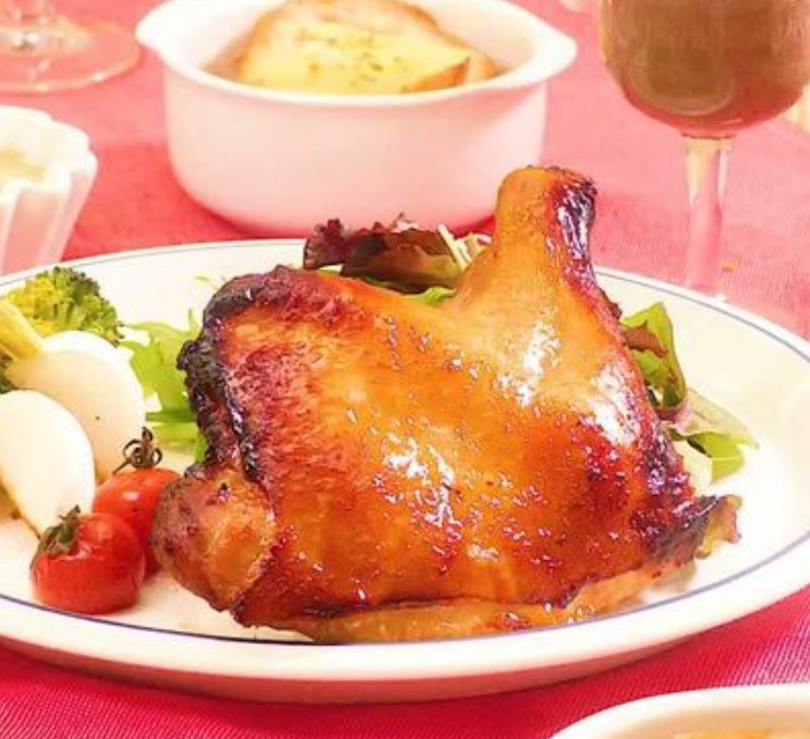 オーブンでまとめて簡単♪ 豪華4品!クリスマスディナー