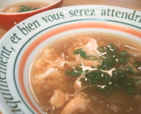 風邪予防に*大根おろしスープ*