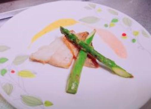 簡単フランス料理!鱈のポワレ〜2種のソースを添えて レシピ・作り方