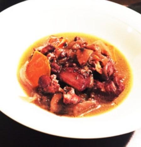 簡単冬のフランス料理♡コックオーヴァン