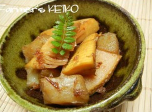【農家のレシピ】タケノコの土佐煮