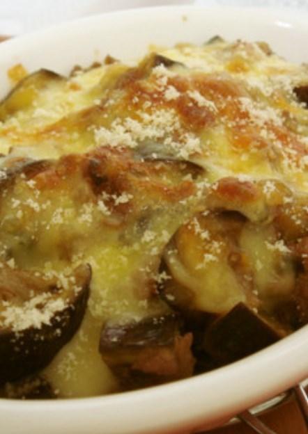 ✿絶品♡茄子と挽肉の味噌チーズ焼き✿