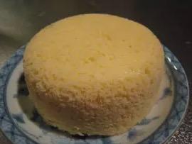 レンジでクイック☆おから蒸しパン