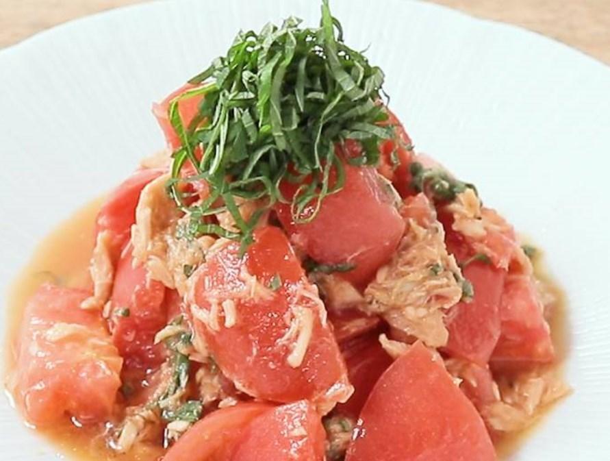 さっぱり美味しい 無限トマト  レシピ・作り方