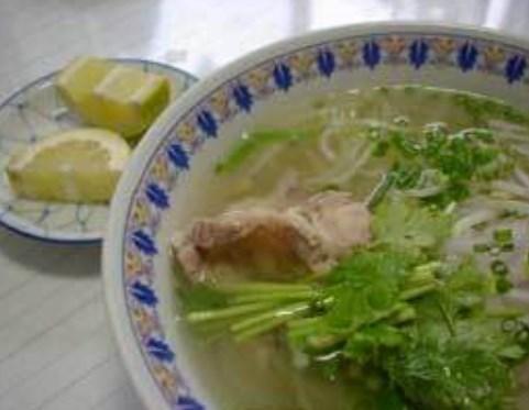 家で作れる鶏肉のフォー(フォー・ガー)