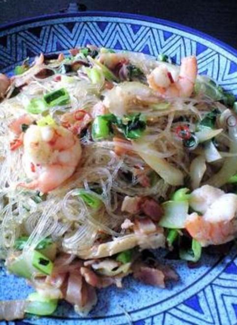 ベトナム料理 ナンプラー春雨