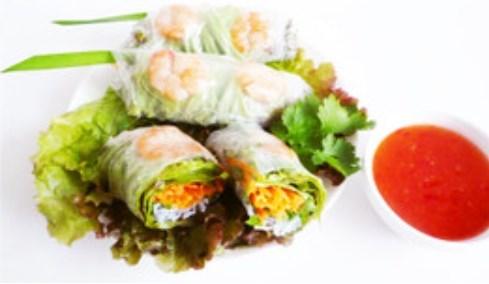 生春巻き 本格ベトナム料理 ゴイクン