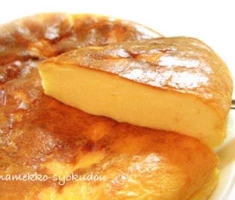 ●炊飯器で焼く☆超簡単チーズケーキ●