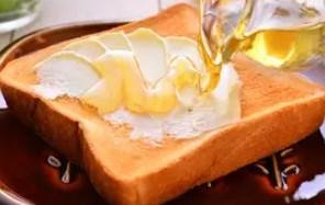 ハニークリームトースト