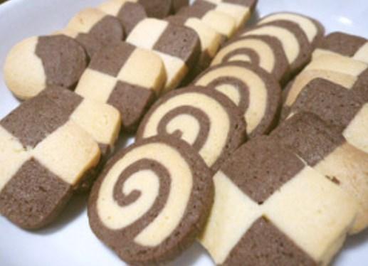 簡単★アイスボックスクッキー 話題入り!