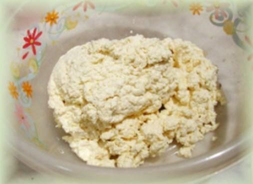 豆乳カッテージチーズ*ヴィーガンマクロビ