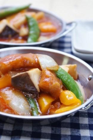 ✿お手軽酢豚✿