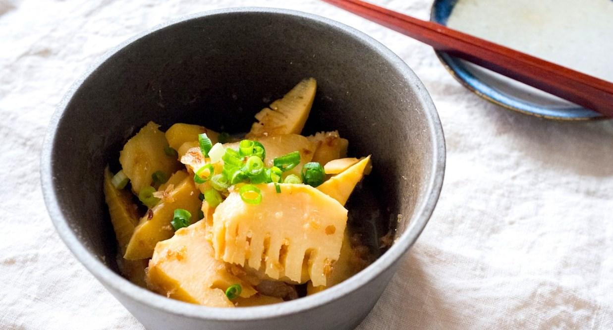 めんつゆ&バターで簡単!無限たけのことアレンジレシピ
