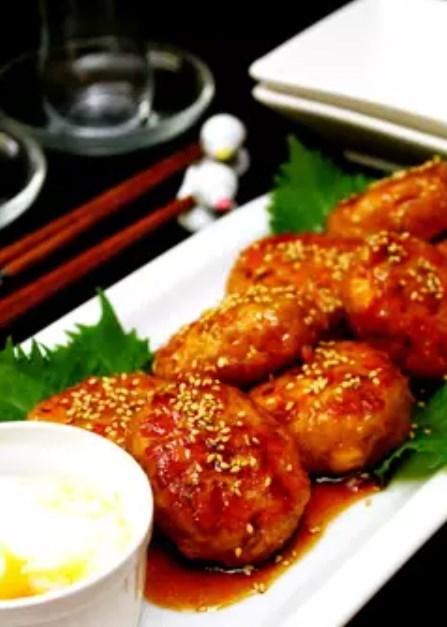 豆腐入り♪ふんわり鶏つくね