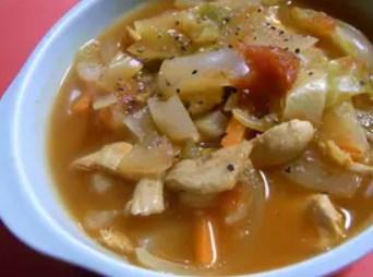 短期痩せる脂肪燃焼温野菜ダイエットスープ
