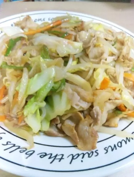 ☆うま-い野菜炒め☆