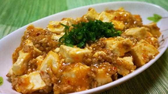 簡単!おいしい麻婆豆腐