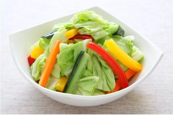 春野菜のフレッシュピクルス