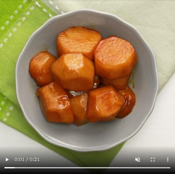 ほくほく 里芋の煮っころがし