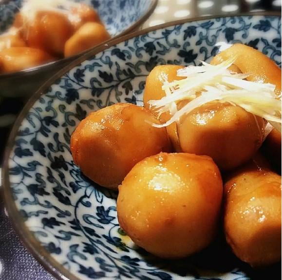 懐かしの味♪里芋の煮っ転がし(煮物)★