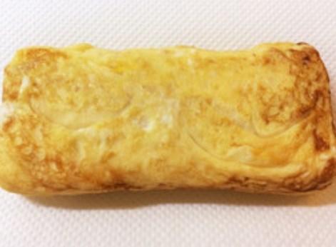 手巻き寿司の厚焼き玉子