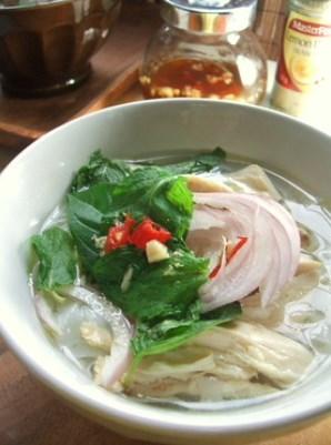■チキンフォーと美味しいスープ作り■