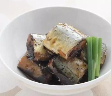 カンタン酢で作るさんまの甘露煮