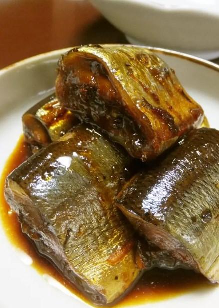 さんまの生姜煮☆こってり甘辛☆圧力鍋で