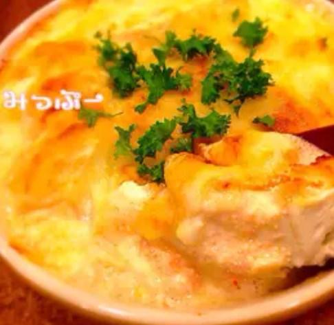 豆腐明太チーズ焼き♡コツなし超簡単♪