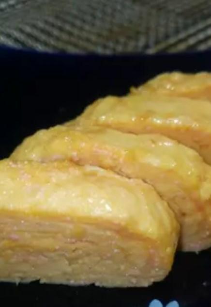 絶品♡たらこバター醤油の卵焼き♪明太子可