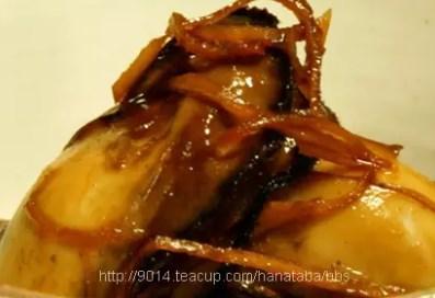 牡蠣の佃煮 牡蠣のしぐれ煮