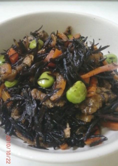 ✿簡単✿ひじきの煮物