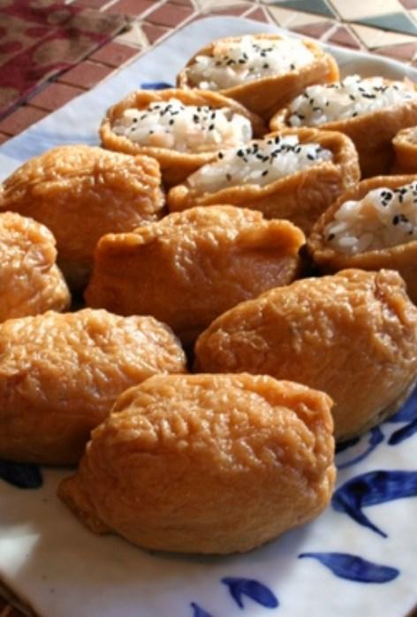 じゅわっ❤とおいしいふっくらいなり寿司