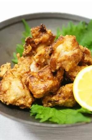 塩麹で作る✿鶏のから揚げ